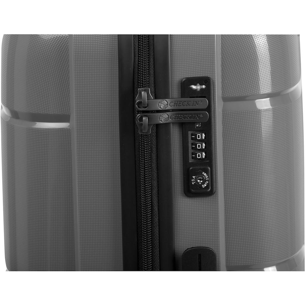CHECK.IN® Trolleyset »Houston«, (Set, 3 tlg.)