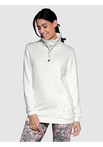 Laura Kent Sweatshirt, in längerer Form kaufen