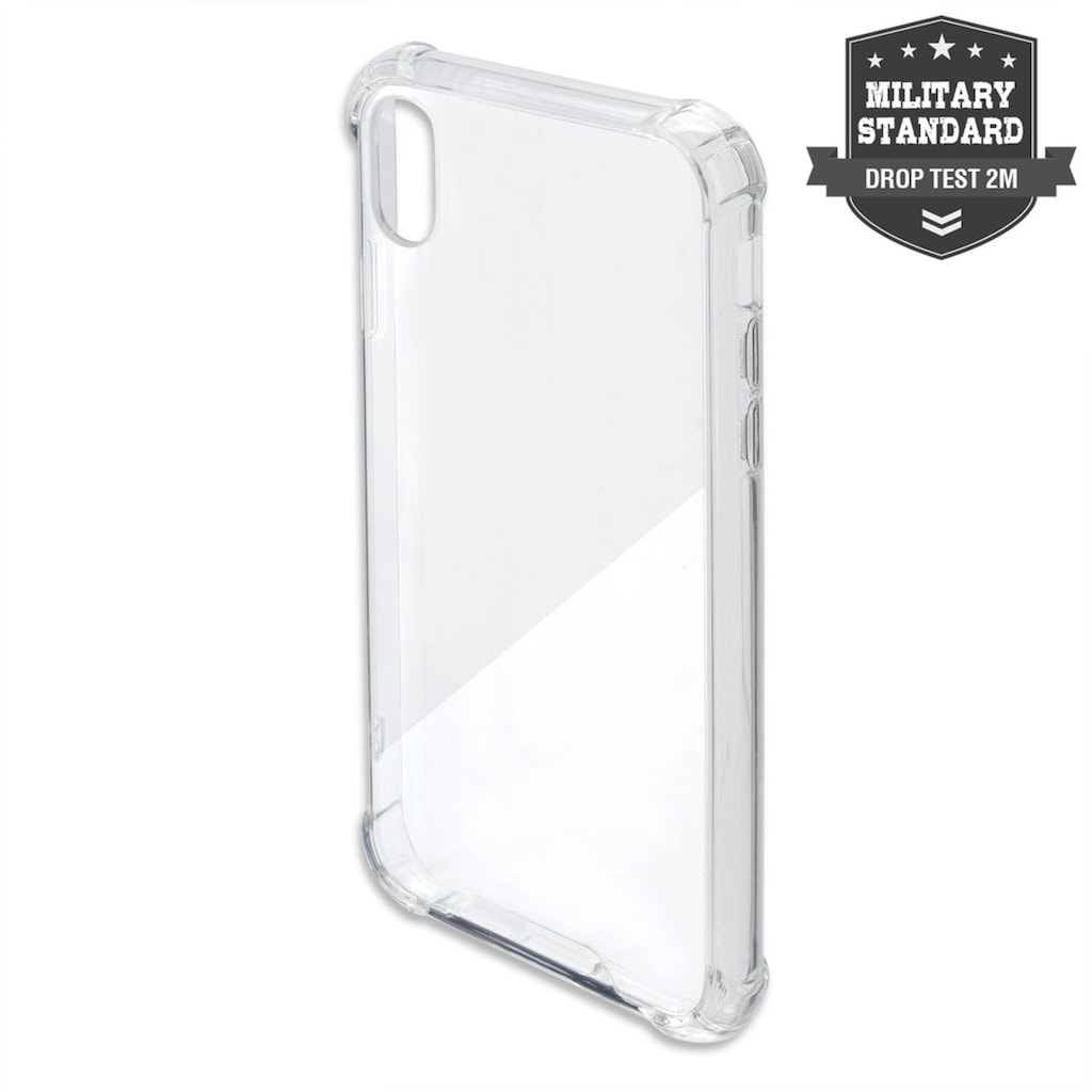 4smarts Smartphone-Hülle »Hard Cover IBIZA für iPhone XR (2018)«, iPhone XR, Cover
