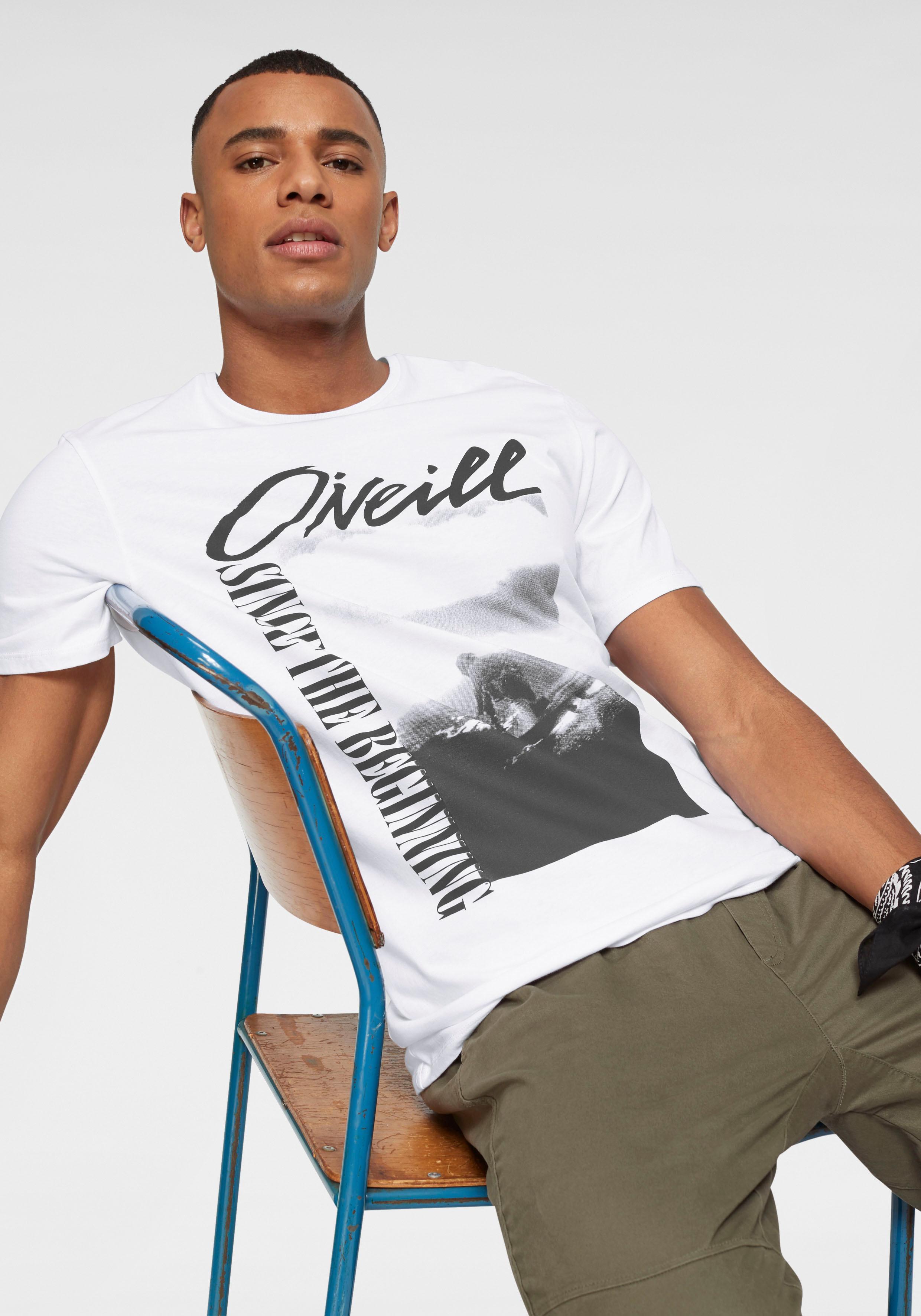 O'Neill T-Shirt LM FRAME SHIRT | Bekleidung > Shirts > Sonstige Shirts | Weiß | O'Neill
