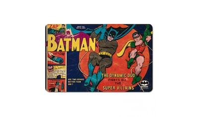 LOGOSHIRT Frühstücksbrettchen im 5er-Set mit Batman-Prints kaufen