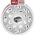 BOSCH Akku-Säbelsäge »AdvancedCut 18«, 18 V, 2,5 Ah, inkl. Akku