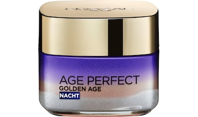 L'ORÉAL PARIS Nachtcreme »Age Perfect Golden Age«, mit Neo-Calcium kaufen