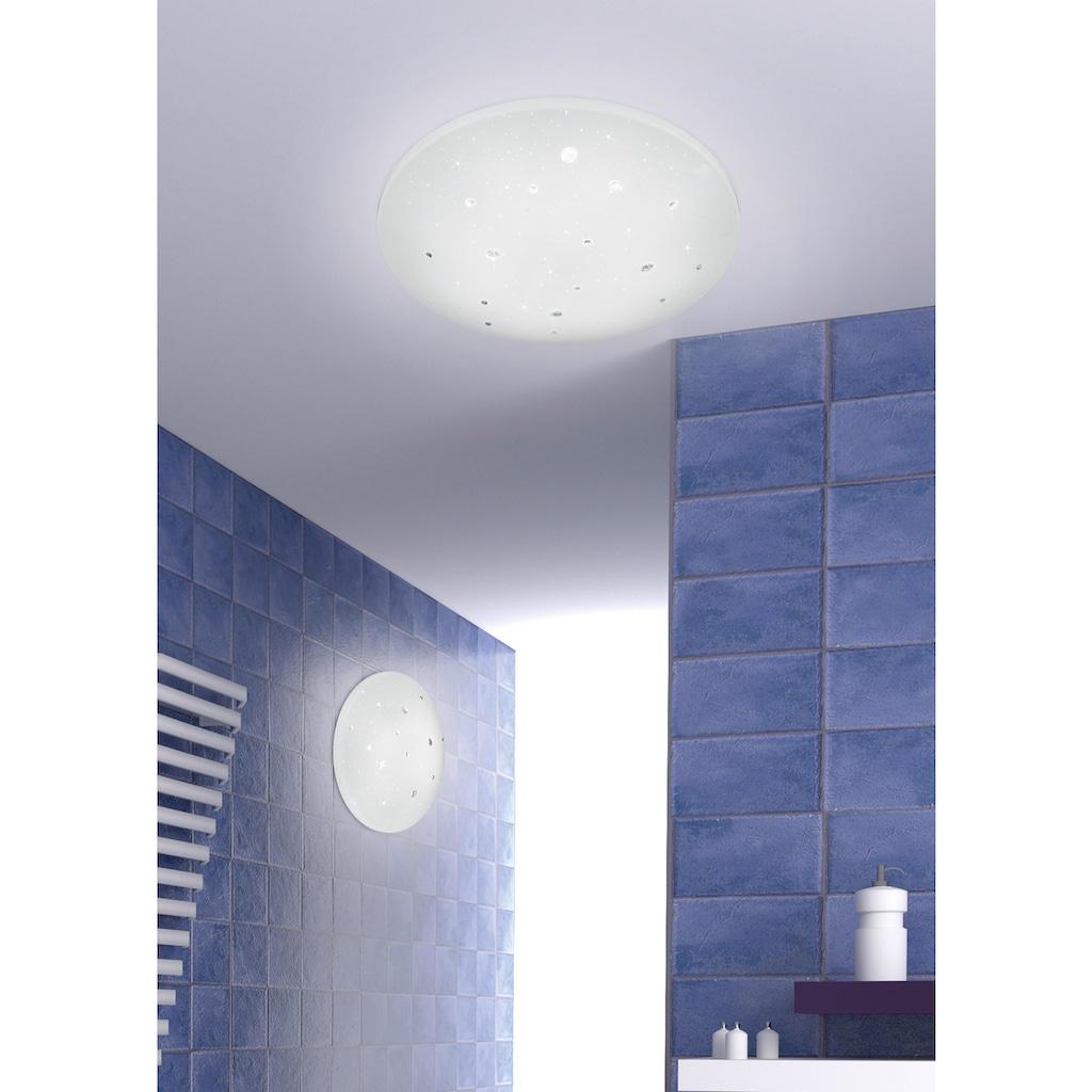 TRIO Leuchten LED Deckenleuchte »Achat«, LED-Board, Neutralweiß, Starlight-Effekt