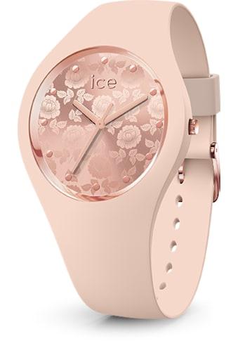 ice-watch Quarzuhr »ICE flower - Nude chic, 019212« kaufen