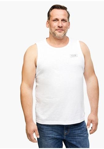 s.Oliver Tanktop kaufen