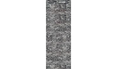 QUEENCE Vinyltapete »The Wall«, 90 x 250 cm, selbstklebend kaufen