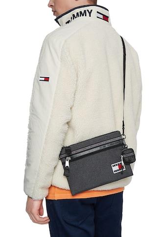 Tommy Jeans Umhängetasche »TJM CASUAL SACOCHE MELANGE«, mit kleiner, abnehmbarer... kaufen