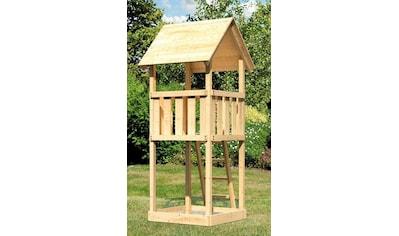 ABUKI Spielturm »Rosie A«, BxT: 107x107 cm kaufen