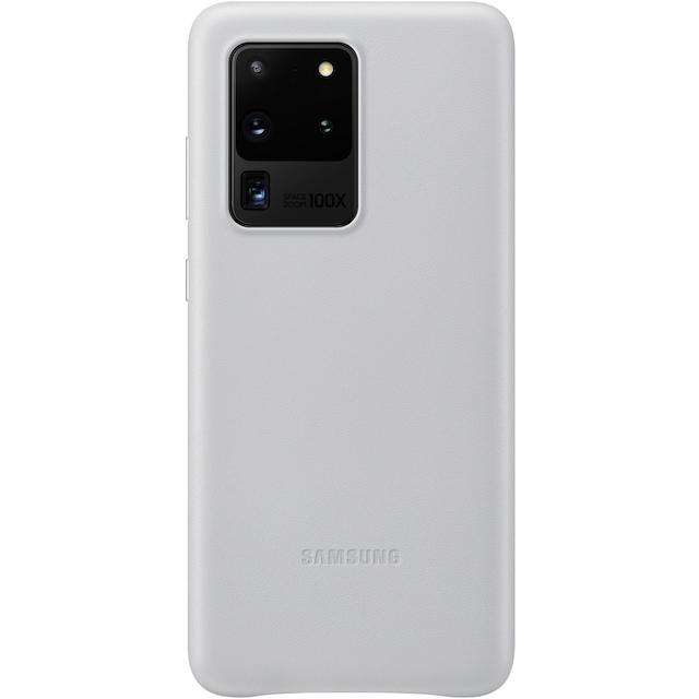 Samsung Smartphone-Hülle »Leather Cover EF-VG988«