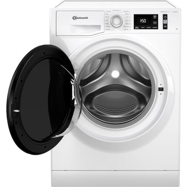 BAUKNECHT Waschmaschine Super Eco 834