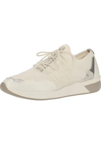 MARCO TOZZI Sneaker »Lederimitat/Textil« kaufen