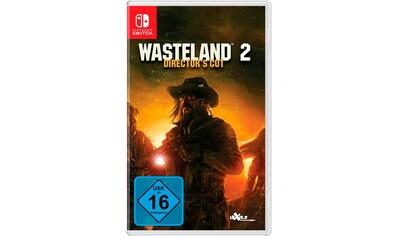 Wasteland 2 Directors Cut Nintendo Switch kaufen