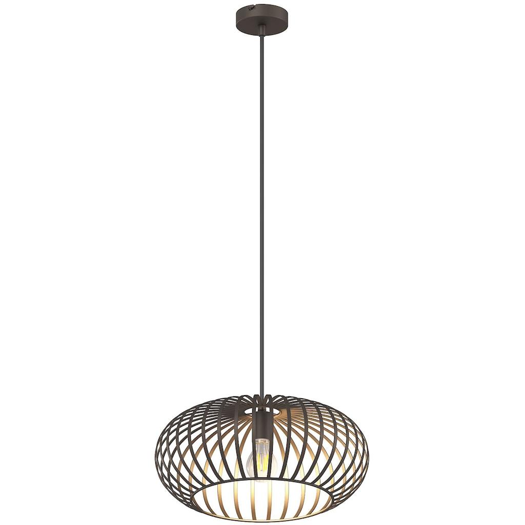 Nino Leuchten LED Pendelleuchte »Max«, E27, 1 St., Neutralweiß, inkl. 1x E27 Leuchtmittel