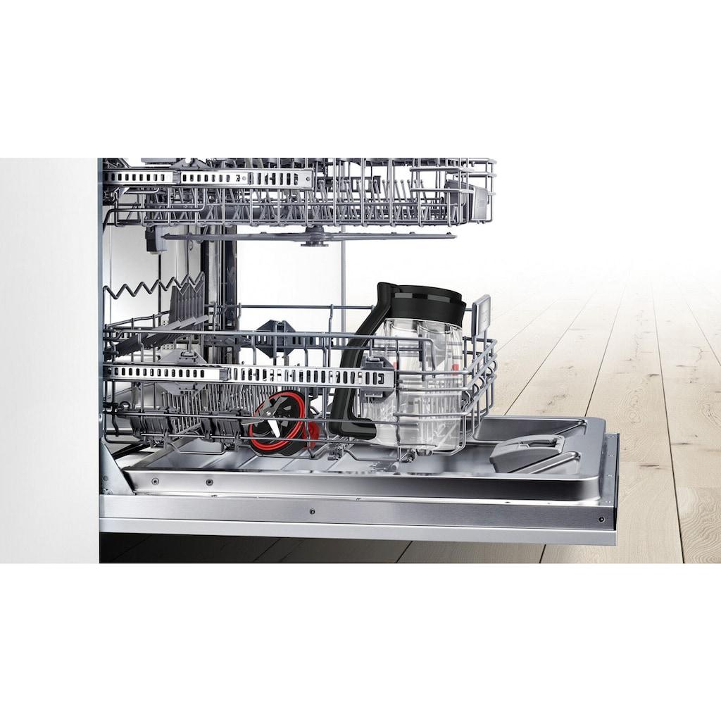BOSCH Standmixer »MMB6172S VitaPower Serie 4«, 1200 W, 30.000 U/Min, ThermoSafe Glasbehälter (1,5 L), inkl. Stopfer