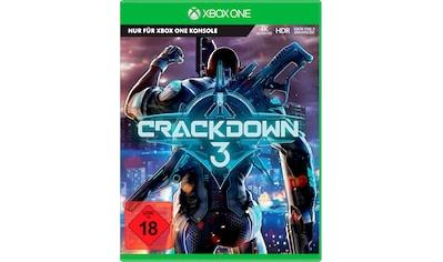 Crackdown 3 Xbox One kaufen