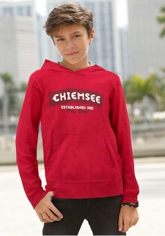 Chiemsee Kapuzenshirt kaufen