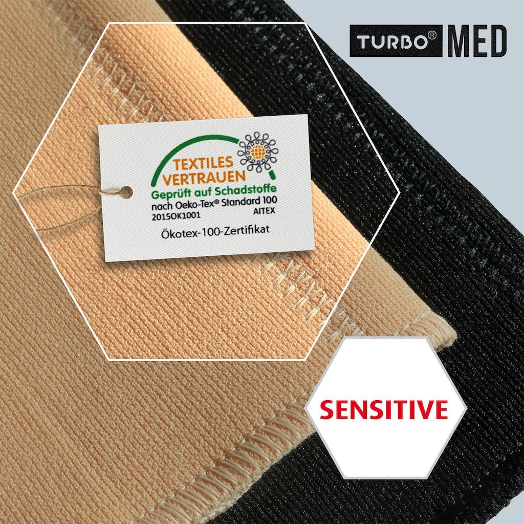TURBO MED Rücken Stützgürtel »825«, entlastet die Wirbelsäule