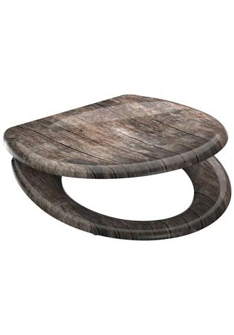 Schütte WC - Sitz, »Old Wood« kaufen