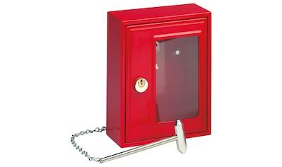 BURG WÄCHTER Schlüsselkasten »6161«, Notschlüsselbox kaufen