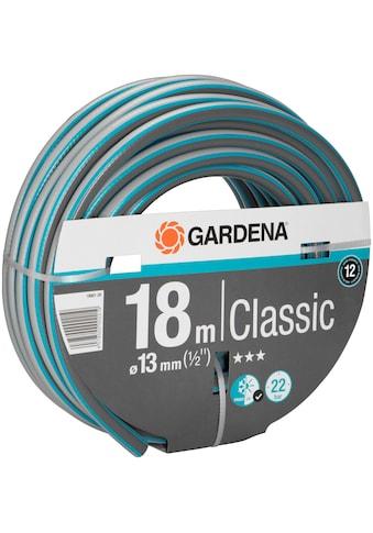 """GARDENA Gartenschlauch »Classic, 18001 - 20«, 13 mm (1/2""""), 18 Meter kaufen"""