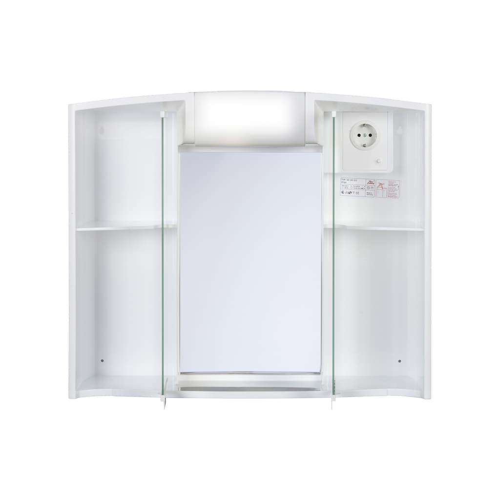 jokey Spiegelschrank »Angy«, weiß, 59 cm Breite