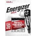 Energizer Batterie »Max Micro (AAA) 4 Stück«