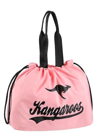 KangaROOS Beuteltasche, mit viel Stauraum kaufen