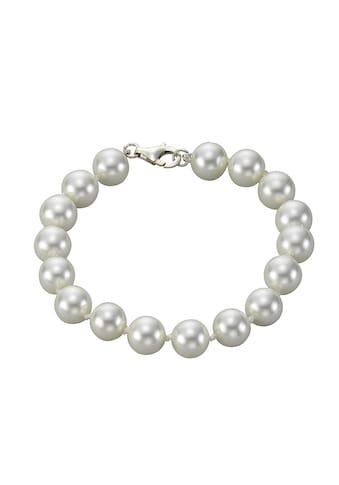 Zeeme Armband »925/ -  Sterling Silber Perle« kaufen