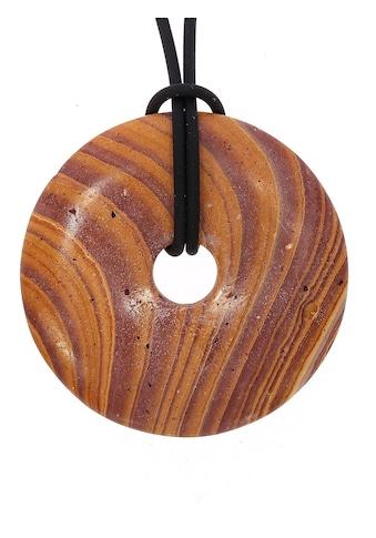 Adelia´s Kettenanhänger »Sandstein Anhänger« kaufen