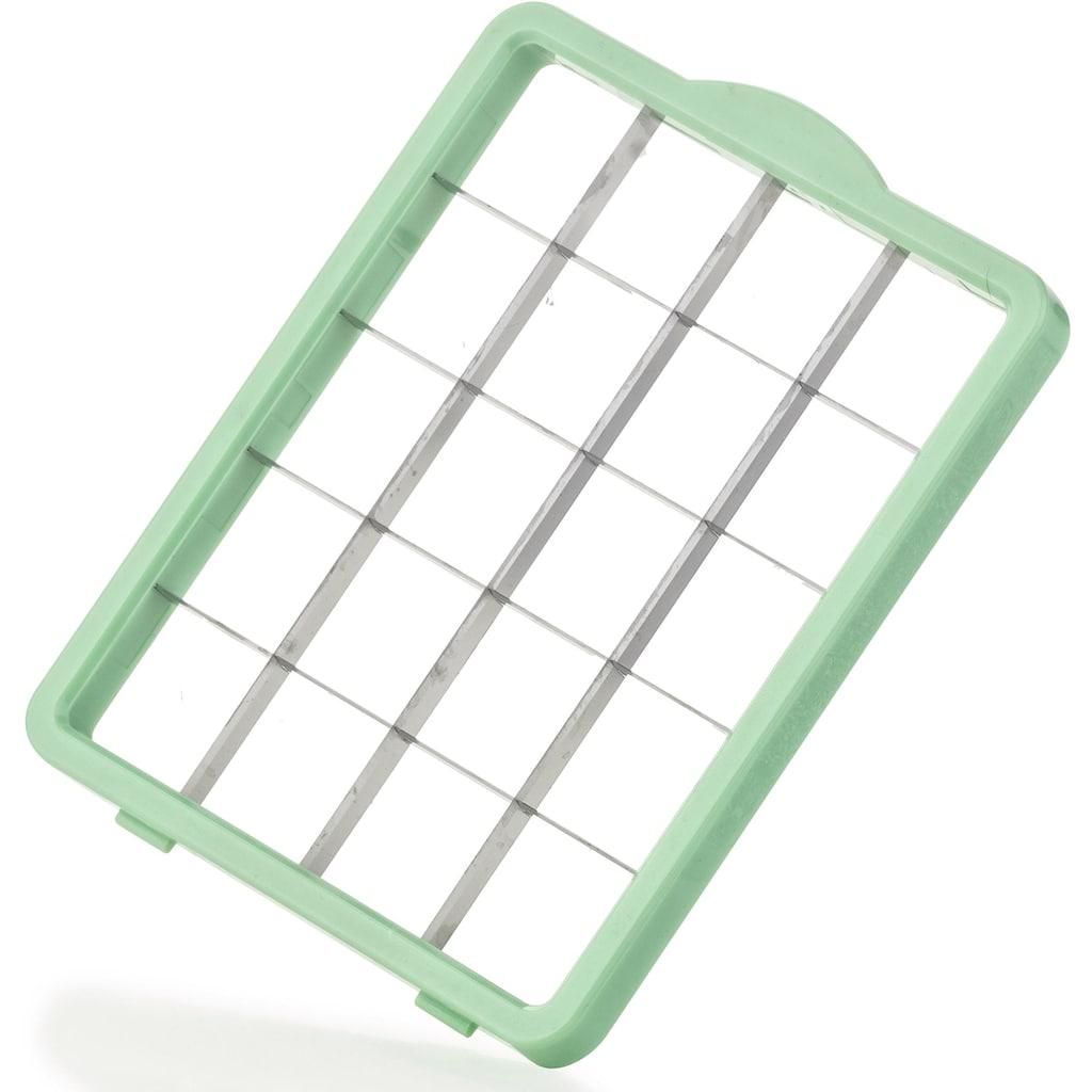 Genius Zerkleinerer »Nicer Dicer Chef«, 3300 ml Kunststoff-Auffangbehälter, 9-teilig