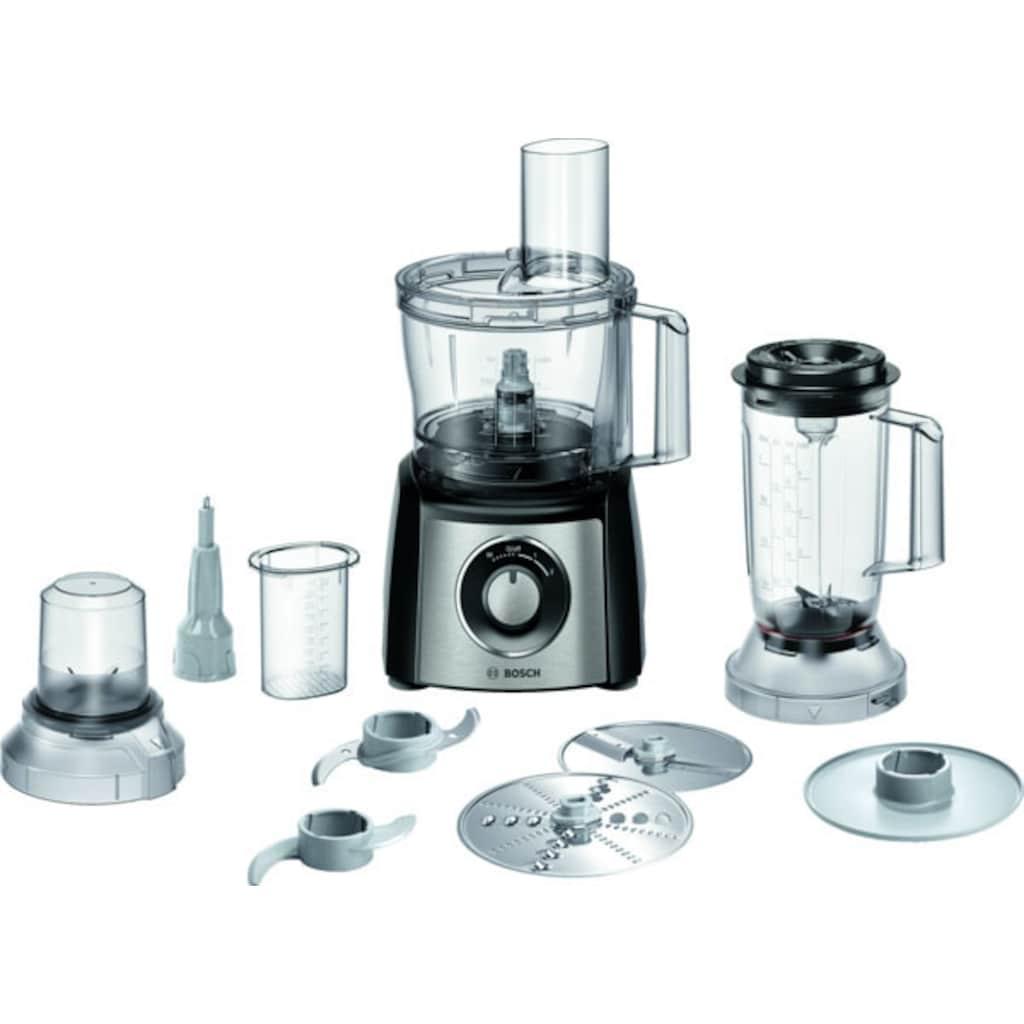 BOSCH Küchenmaschine »MCM3PM386 MultiTalent 3 Plus«, 900 W, 2,3 l Schüssel
