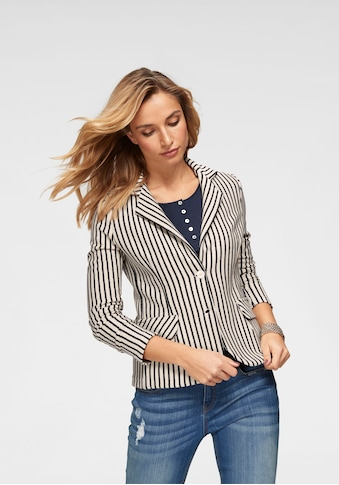 Aniston CASUAL Sweatblazer kaufen