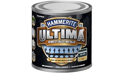 Hammerite Metallschutzlack »ULTIMA«, 3in1, anthrazitgrau RAL 7016, matt kaufen