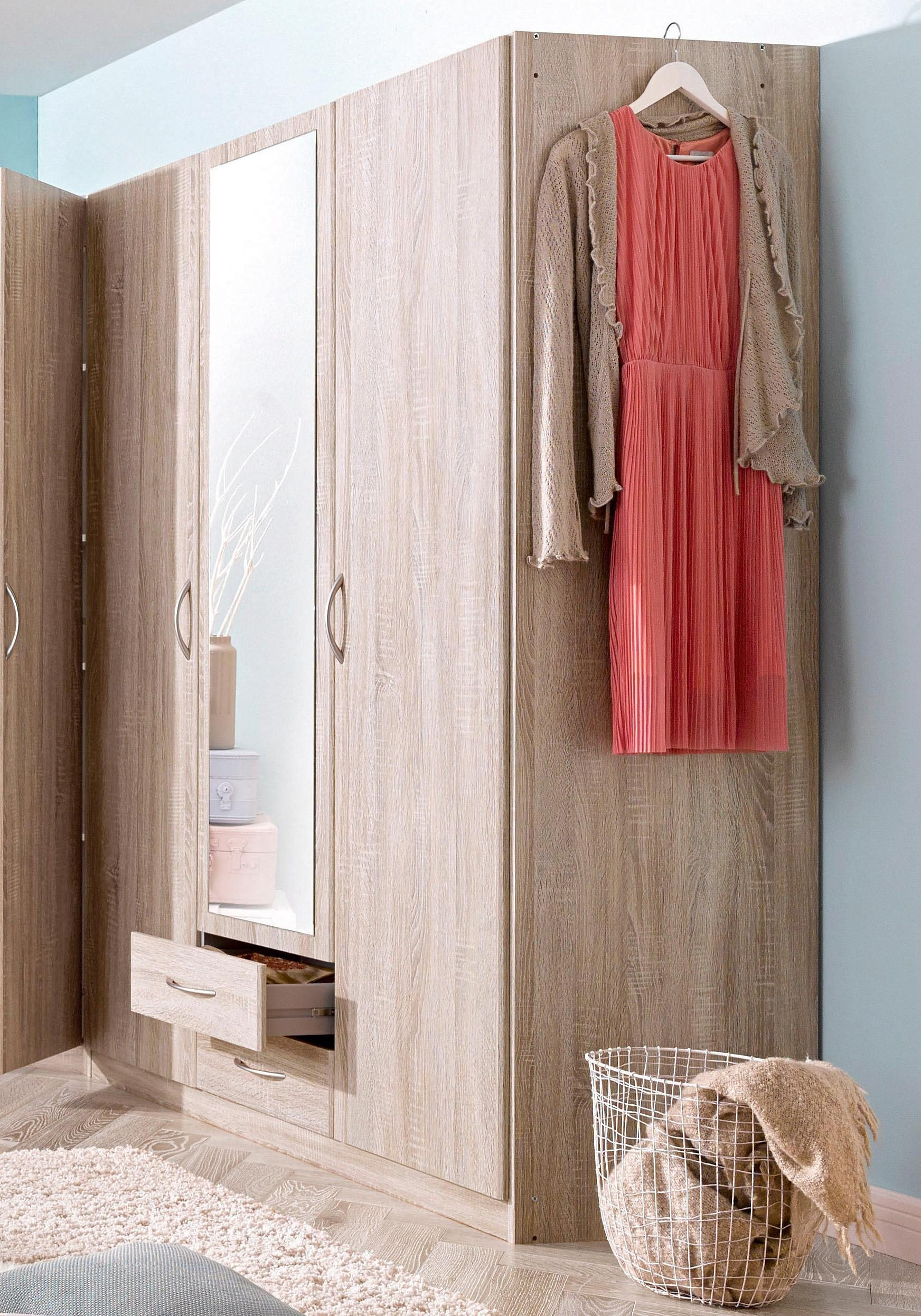 wimex kleiderschrank sprint auf rechnung kaufen baur. Black Bedroom Furniture Sets. Home Design Ideas