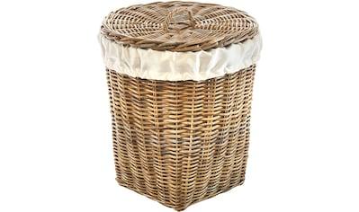 locker Wäschekorb »Kubus« kaufen
