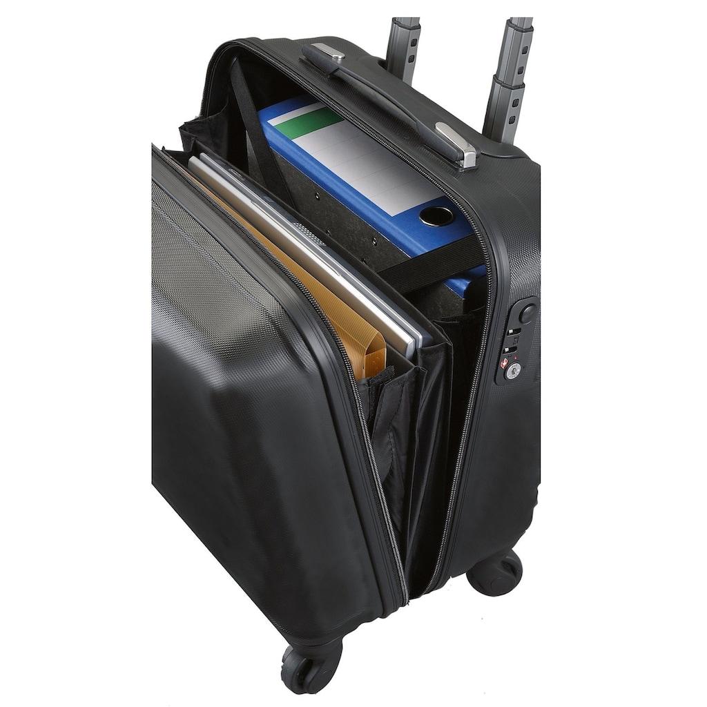 Business-Koffer »2-in-1 Trolley«, 4 Rollen