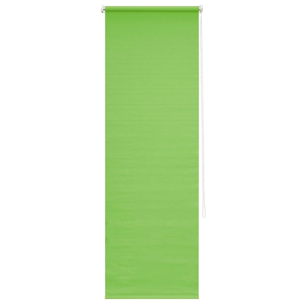 Good Life Seitenzugrollo nach Maß »Luna W«, Lichtschutz, mit Bohren, freihängend, 1 Stück