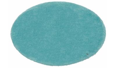 Hochflor - Teppich, »Soft«, TOM TAILOR, rund, Höhe 35 mm, handgetuftet kaufen