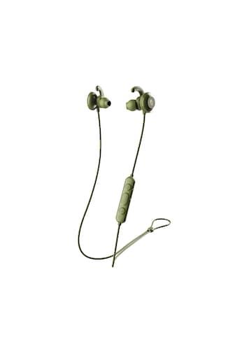 Skullcandy Headset »METHOD ACTIVE WIRELESS IN-EAR Moss/Olive/Yellow« kaufen