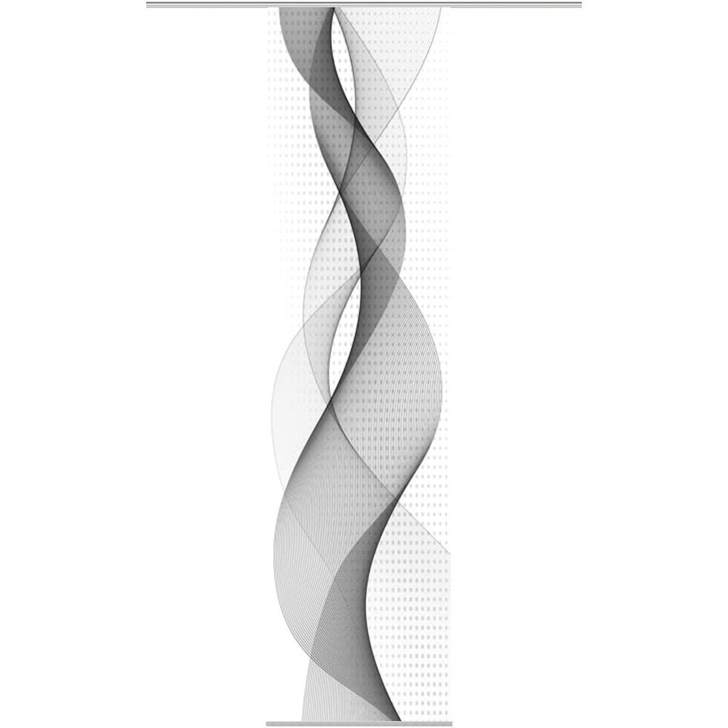 Vision S Schiebegardine »OPALIA«, HxB: 245x60, Dekostoff Digitaldruck