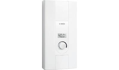 BOSCH Durchlauferhitzer »TR7000 15/18DESOB«, elektronisch kaufen