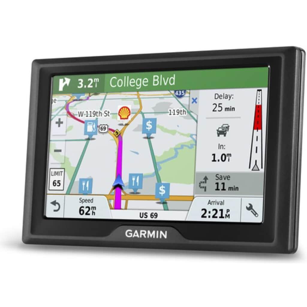 Garmin Navigationsgerät »DRIVE 51 LMT-S EU«, (Europa (46 Länder), Navigationsgerät