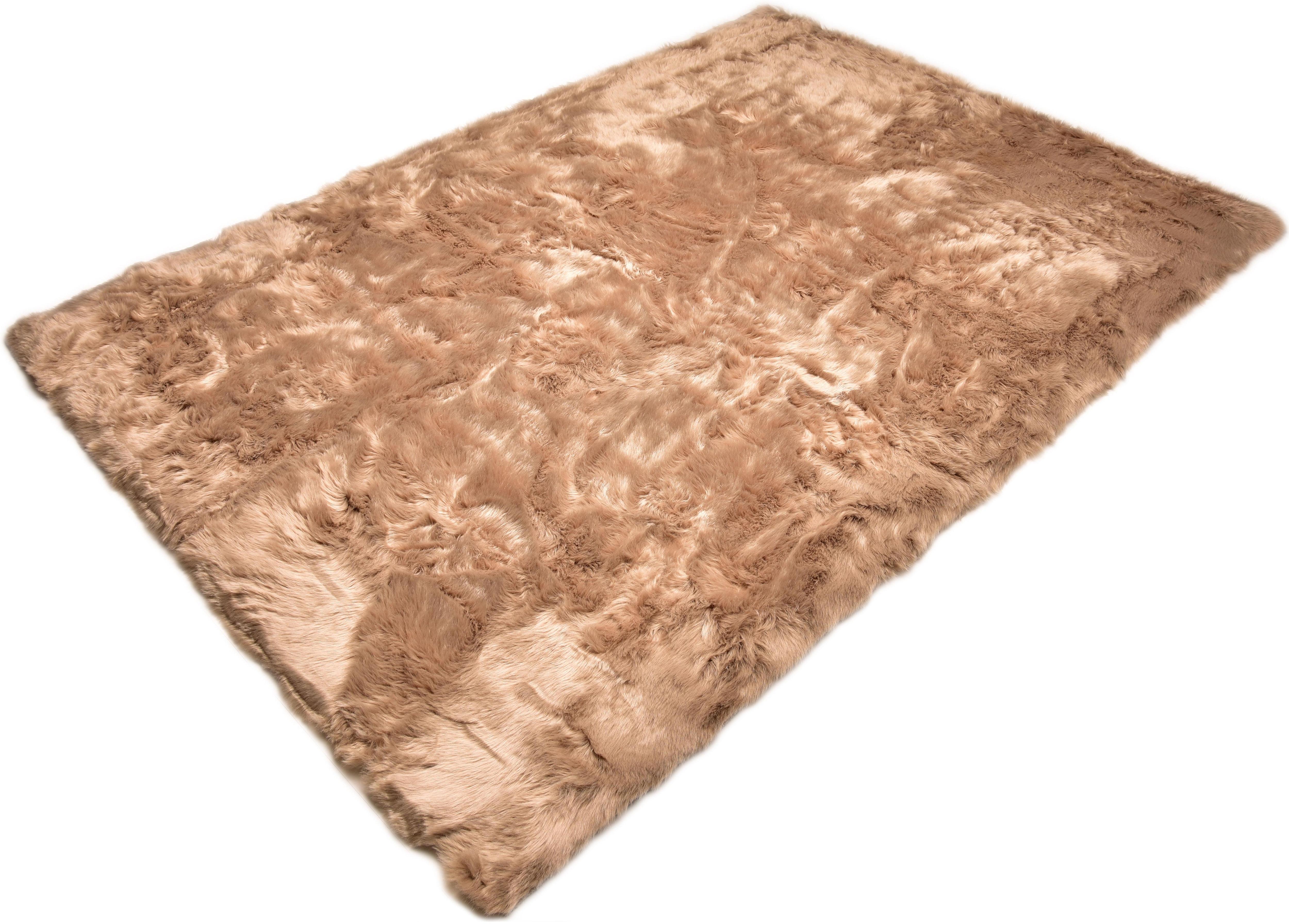Hochflor-Teppich Velvet Böing Carpet rechteckig Höhe 50 mm maschinell getuftet