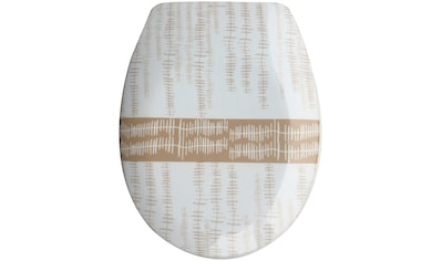 MSV WC - Sitz »ONS«, Duroplast, mit Softclose kaufen
