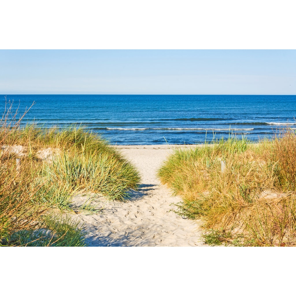 Papermoon Fototapete »Beach Access«