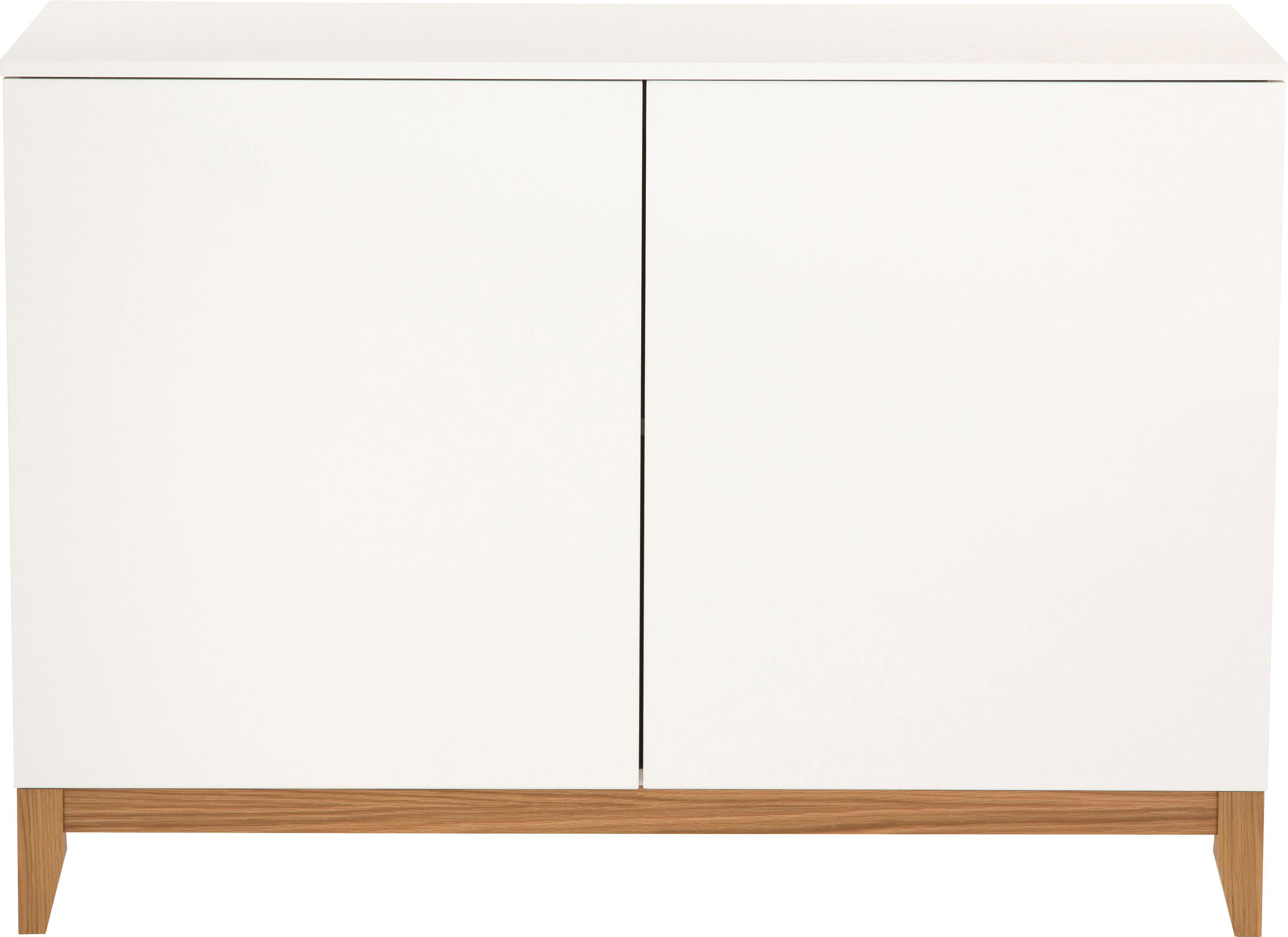 Woodman Sideboard Elinee im angesagten skandinavischen Look Breite 120 cm