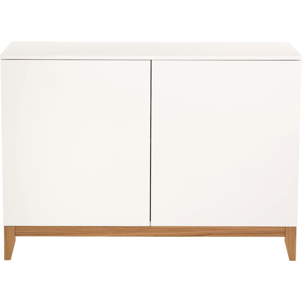 Woodman Sideboard »Elinee«, im angesagten skandinavischen Look, Breite 120 cm