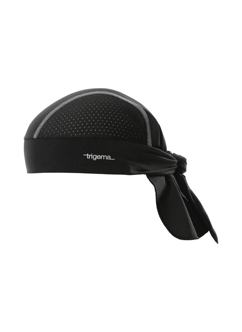 Trigema Bandana | Accessoires > Caps > Flex Caps | Schwarz | Trigema