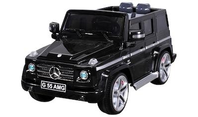 ACTIONBIKES MOTORS Elektroauto »Mercedes Benz AMG G55 High Door«, für Kinder ab 3 Jahre, 12 Volt kaufen